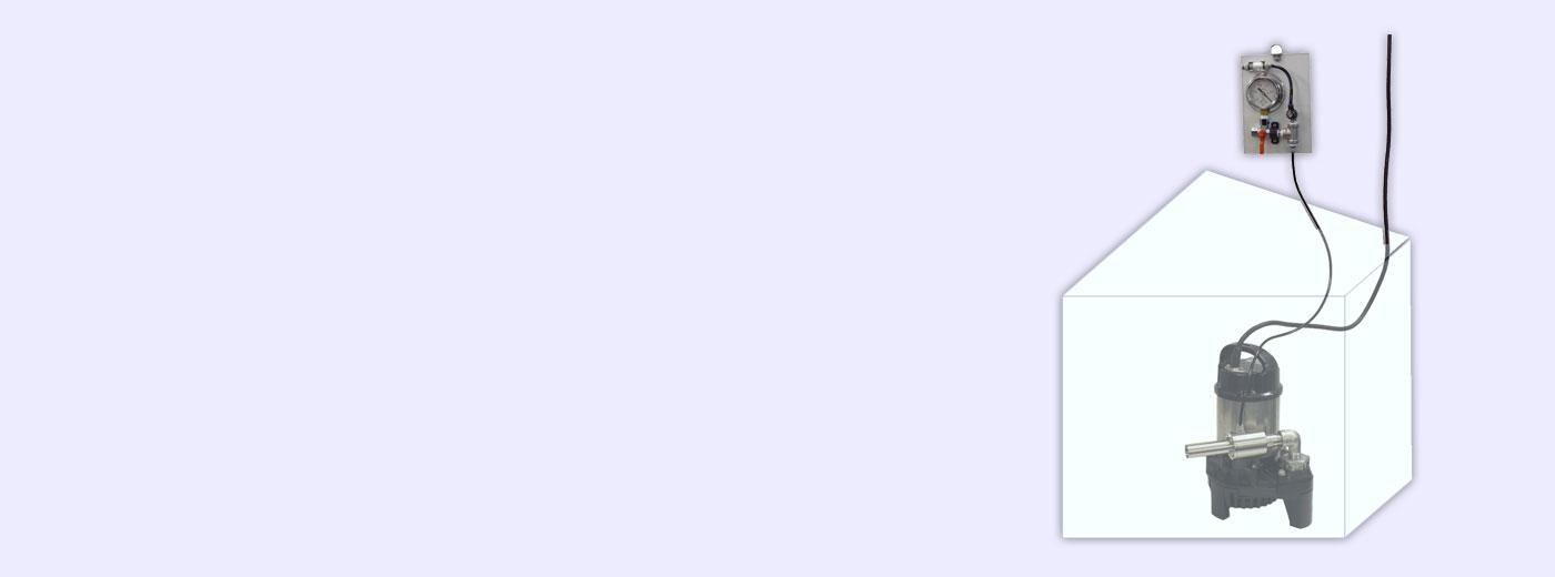 手軽に使えるマイクロ・ナノバブル発生装置 ATコンポ!!
